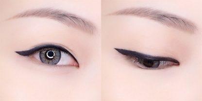 Holika Holika - Wonder Drawing Skinny Eye Liner swatch